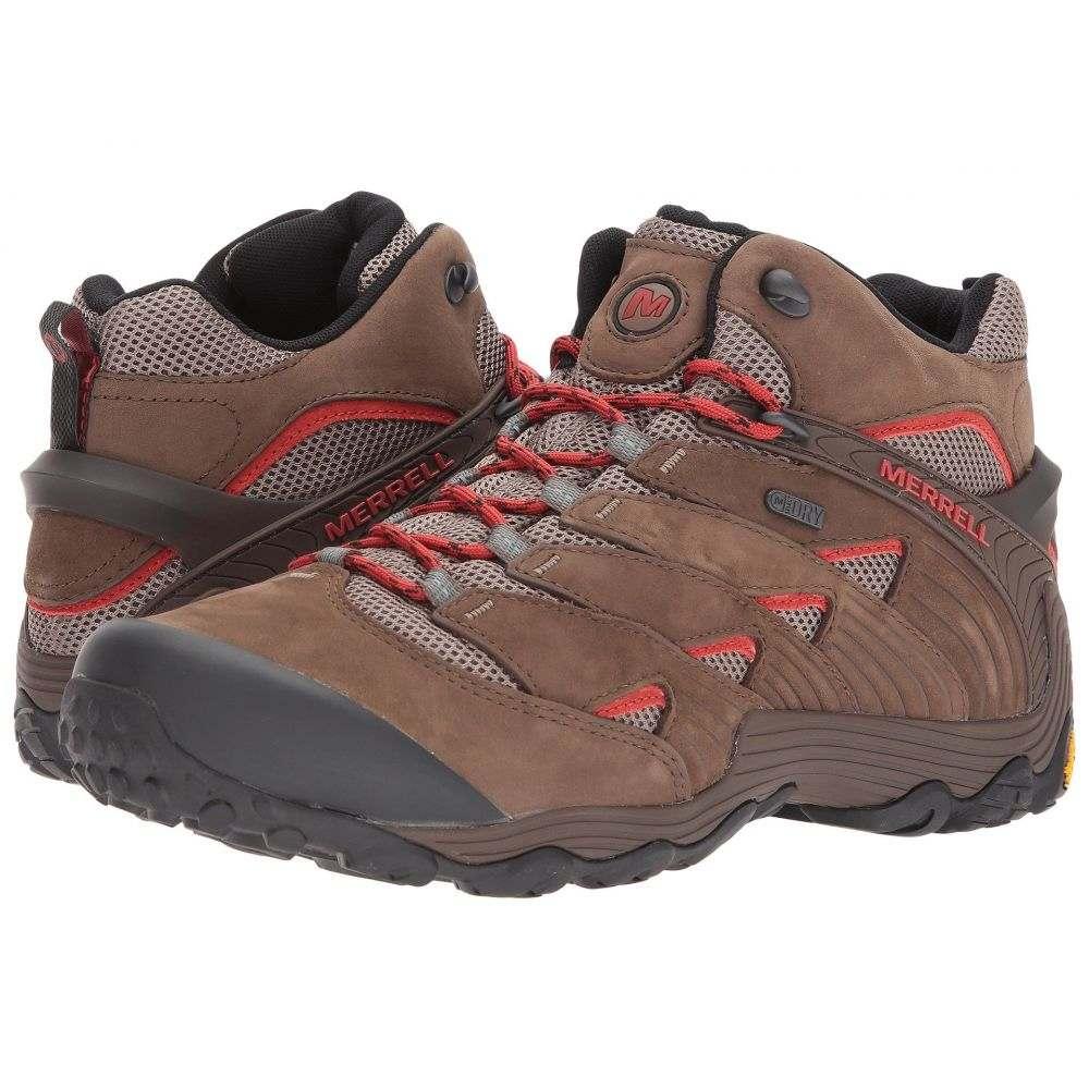 メレル Merrell メンズ ハイキング・登山 シューズ・靴【Chameleon 7 Mid Waterproof】Boulder