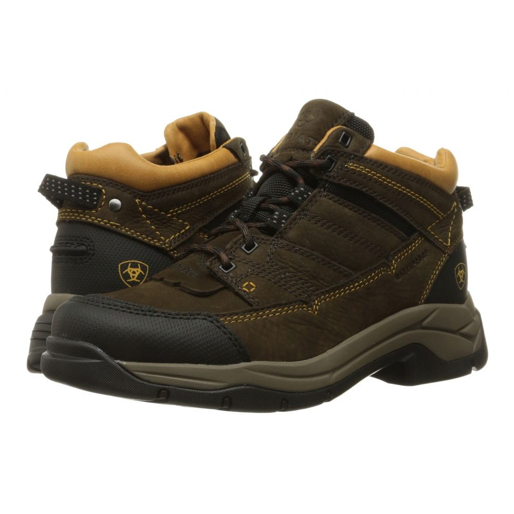 アリアト Ariat メンズ ハイキング・登山 シューズ・靴【Terrain Pro H2O】Java