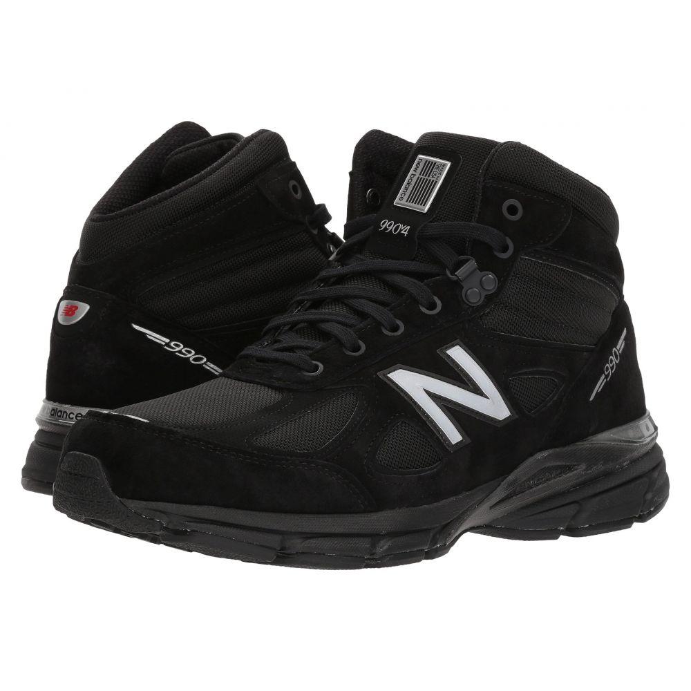 ニューバランス New Balance メンズ ハイキング・登山 ブーツ シューズ・靴【990v4 Boot】Black/Grey