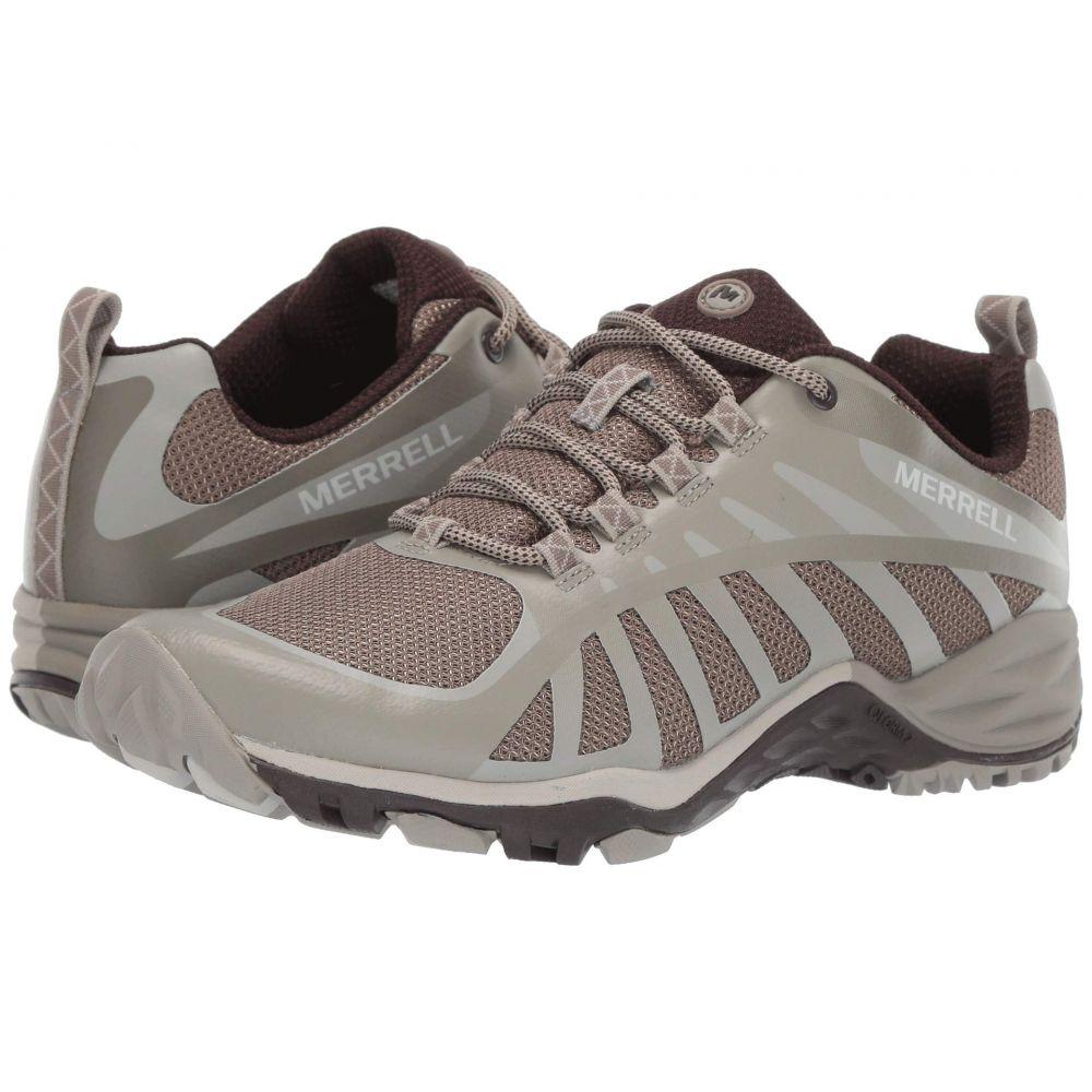 メレル Merrell レディース ハイキング・登山 シューズ・靴【Siren Edge Q2】Aluminium