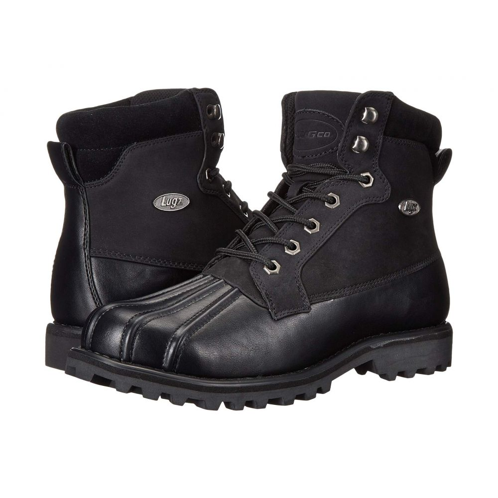 ラグズ Lugz メンズ ハイキング・登山 シューズ・靴【Mallard】Black