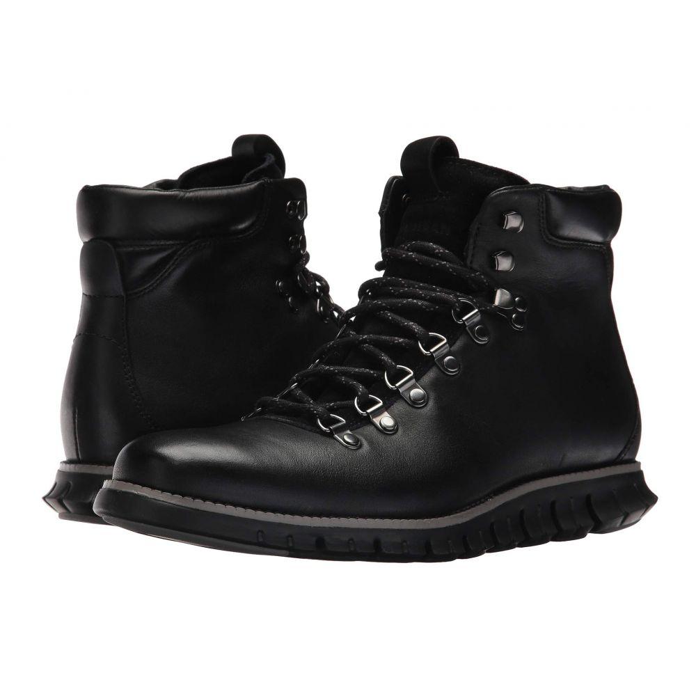 コールハーン Cole Haan メンズ ハイキング・登山 シューズ・靴【Zerogrand Hiker WR II】Black/Black