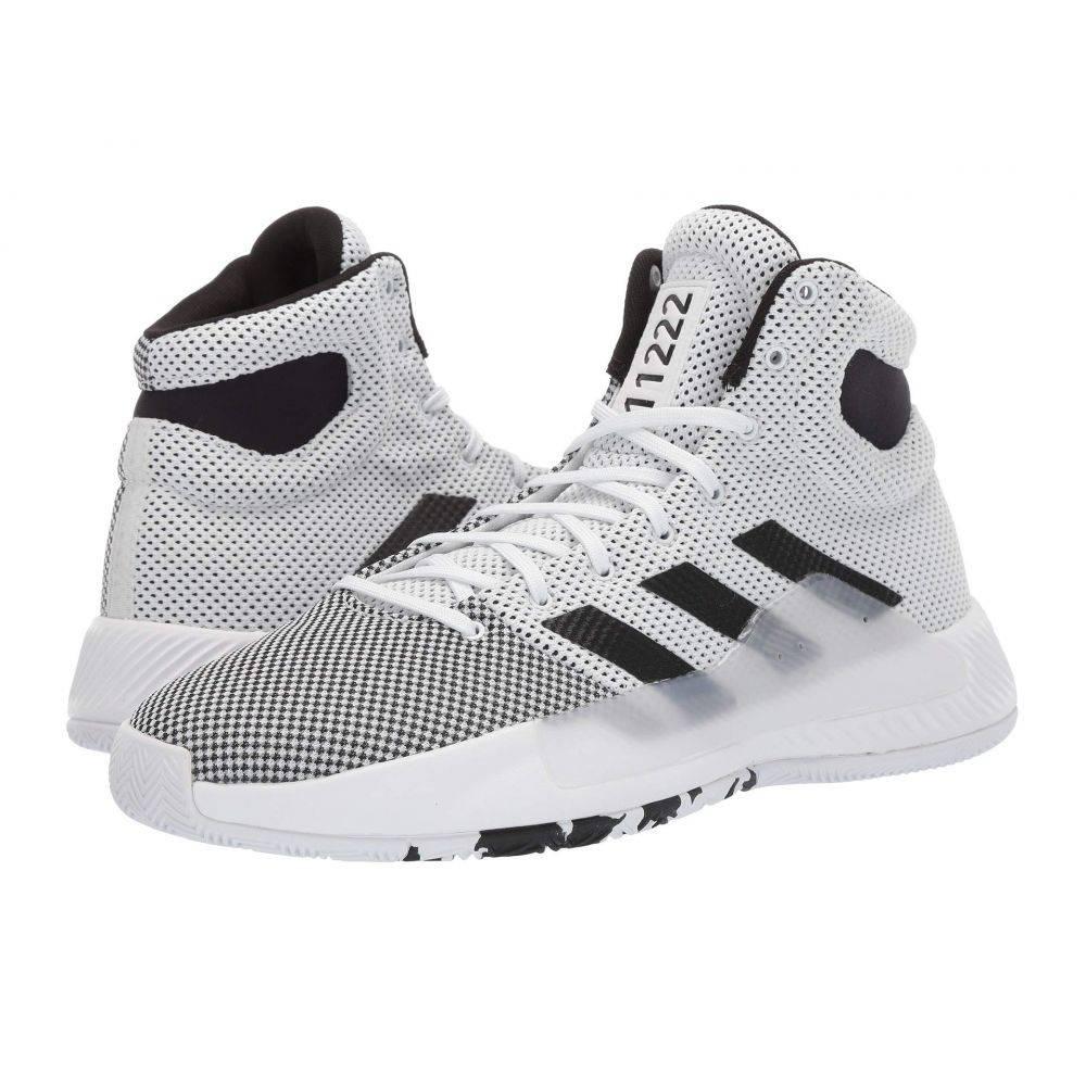 アディダス adidas メンズ バスケットボール シューズ・靴【Pro Bounce Madness 2019】Footwear White/Core Black/Solar Red