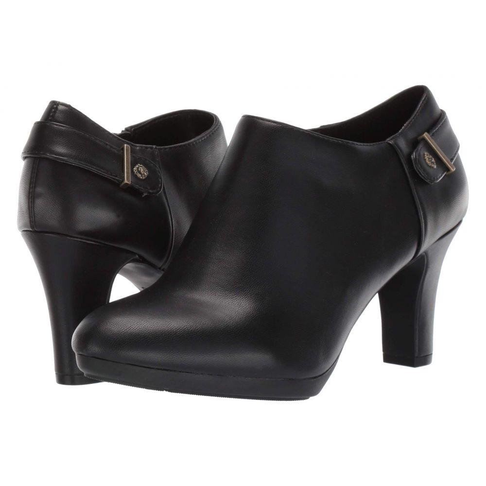 アン クライン Anne Klein レディース ヒール シューズ・靴【Solano】Black