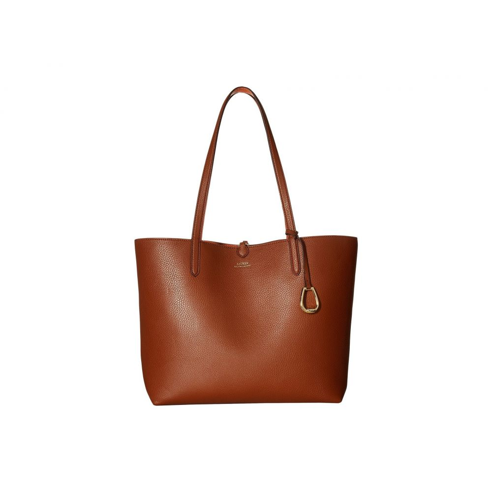 ラルフ ローレン LAUREN Ralph Lauren レディース トートバッグ バッグ【Merrimack Reversible Tote Medium】Lauren Tan/Orange