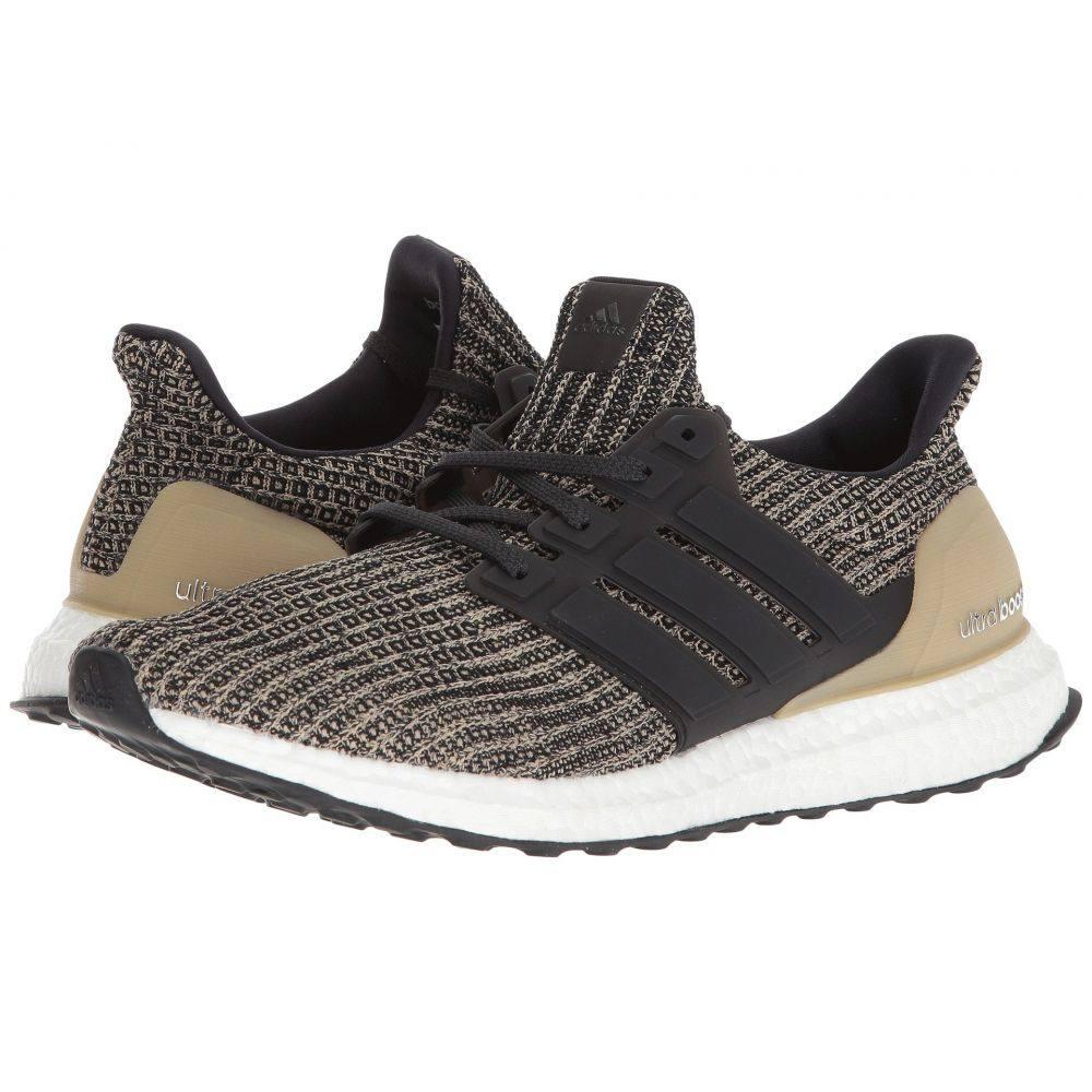 アディダス adidas Running メンズ ランニング・ウォーキング シューズ・靴【UltraBOOST】Core Black/Core Black/Raw Gold