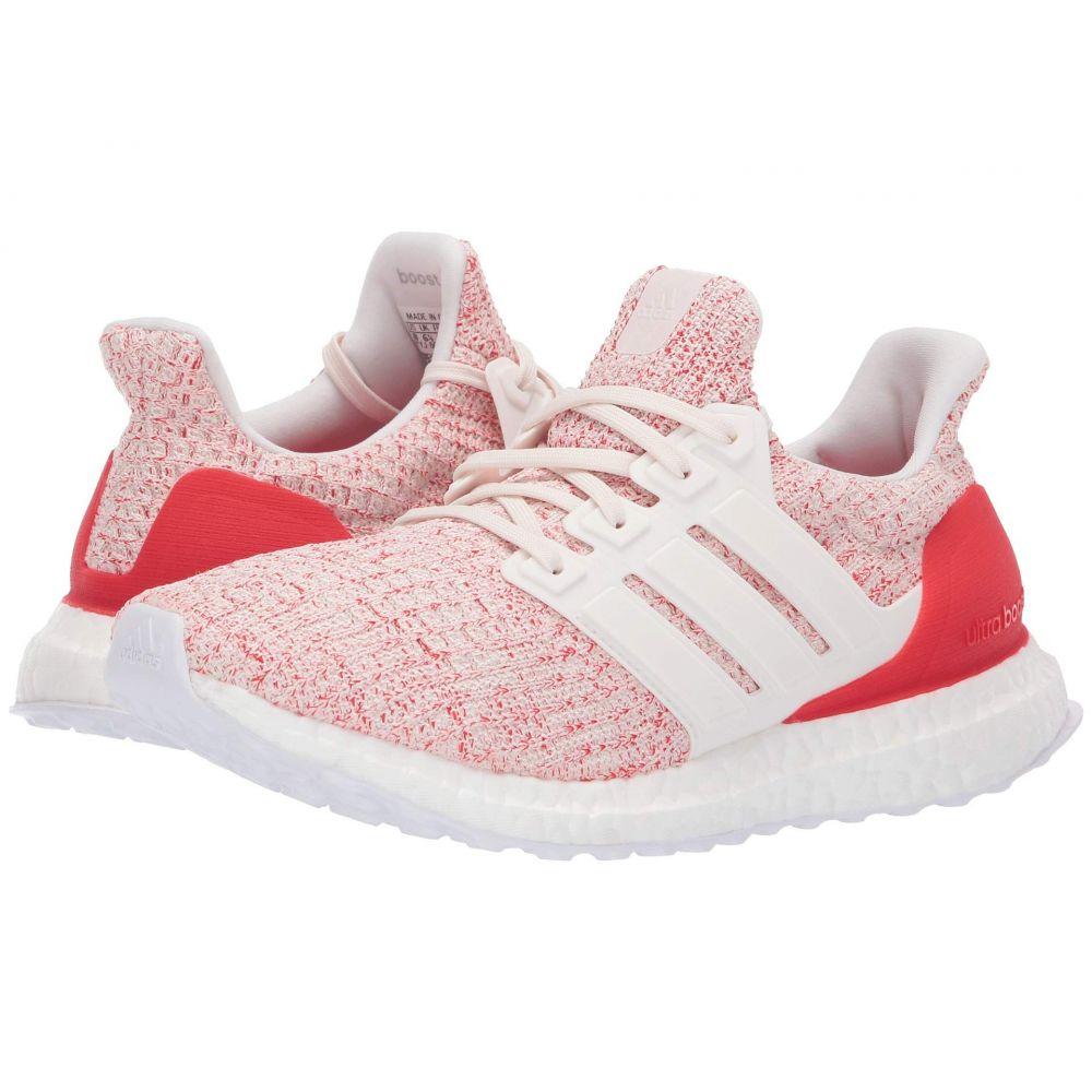 アディダス adidas Running レディース ランニング・ウォーキング シューズ・靴【UltraBOOST】White/White/Red