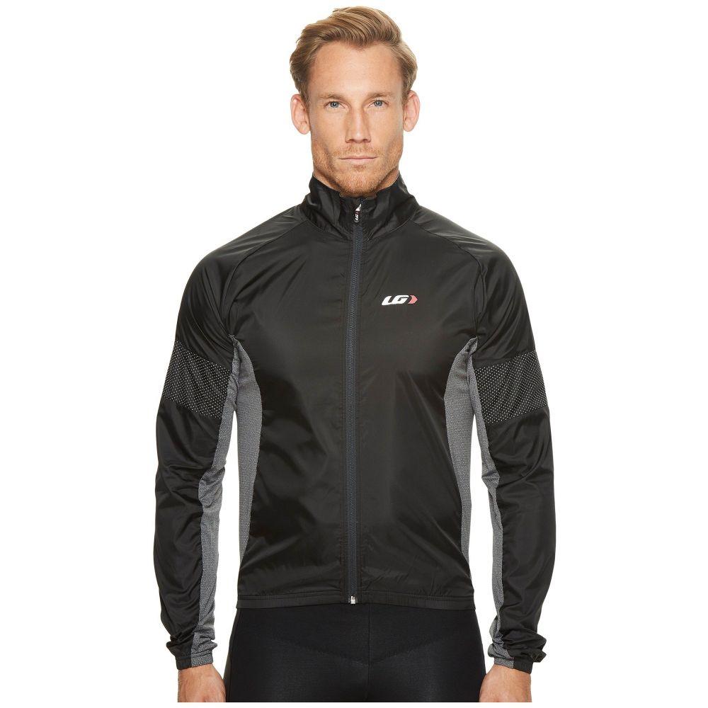 ルイガノ Louis Garneau メンズ 自転車 ジャケット アウター【Modesto 3 Cycling Jacket】Black/Gray