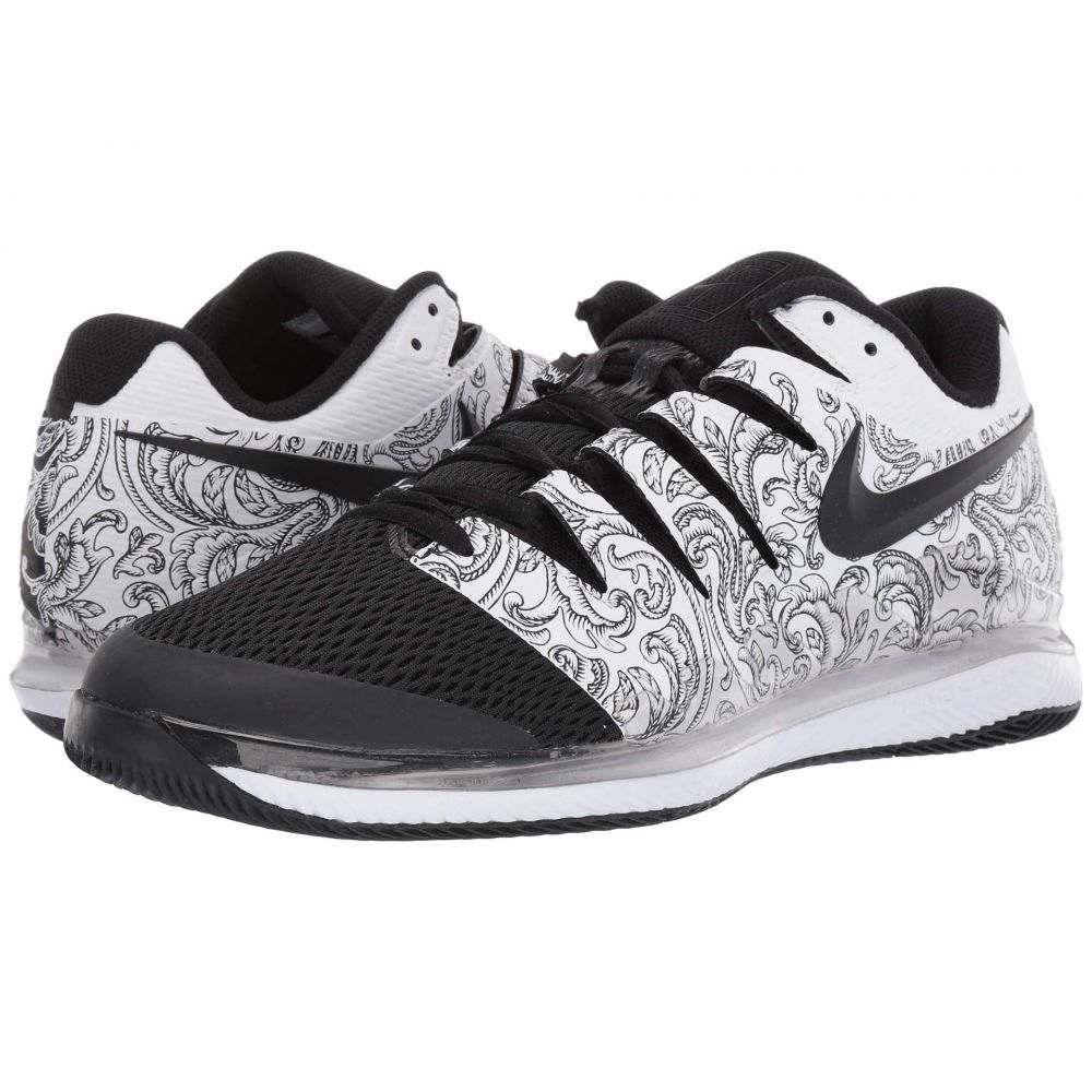 ナイキ Nike メンズ テニス エアズーム シューズ・靴【Air Zoom Vapor X】White/Black