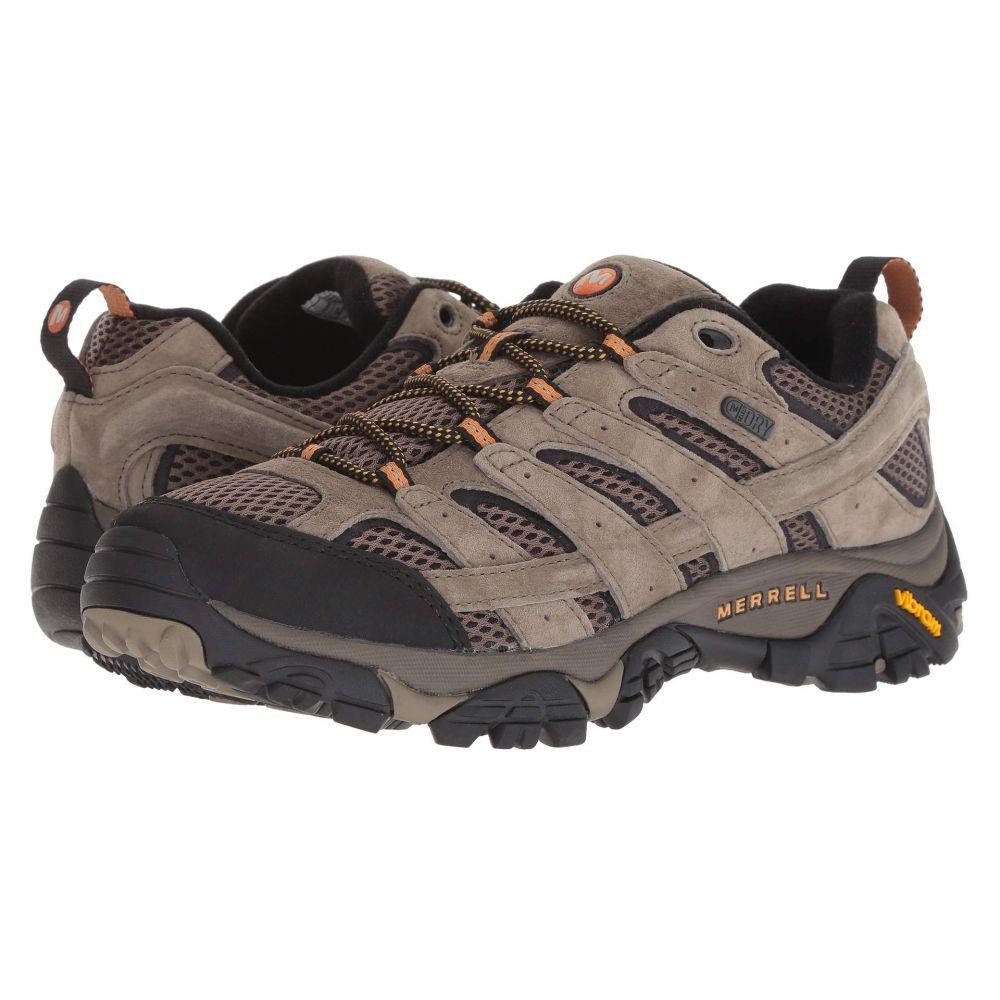 メレル Merrell メンズ ハイキング・登山 シューズ・靴【Moab 2 Waterproof】Walnut