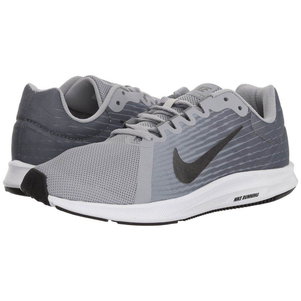 ナイキ Nike レディース ランニング・ウォーキング シューズ・靴【Downshifter 8】Wolf Grey/Metallic Dark Grey/Cool Grey/Black