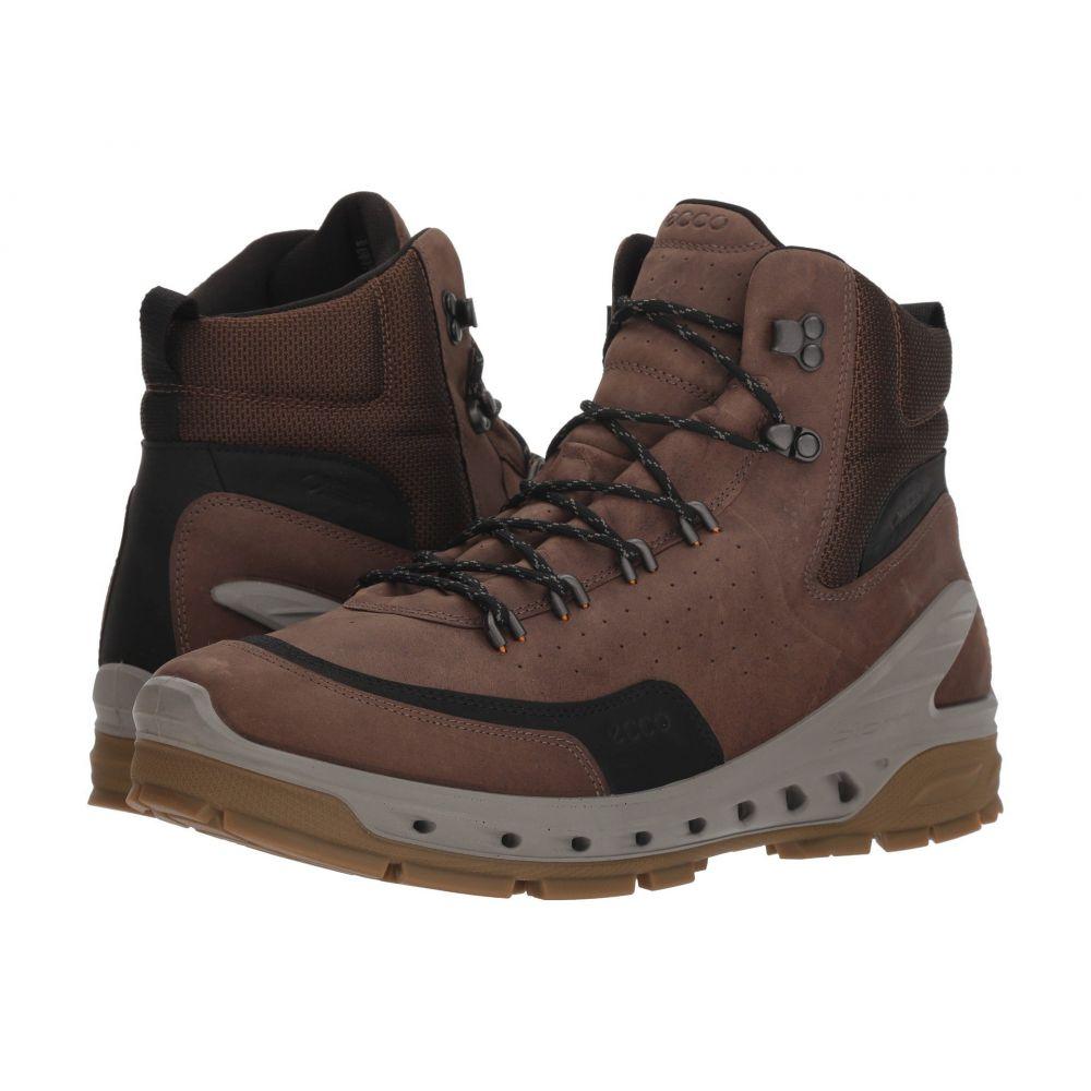 エコー ECCO Sport メンズ ハイキング・登山 シューズ・靴【Biom Venture TR GTX】Espresso/Black