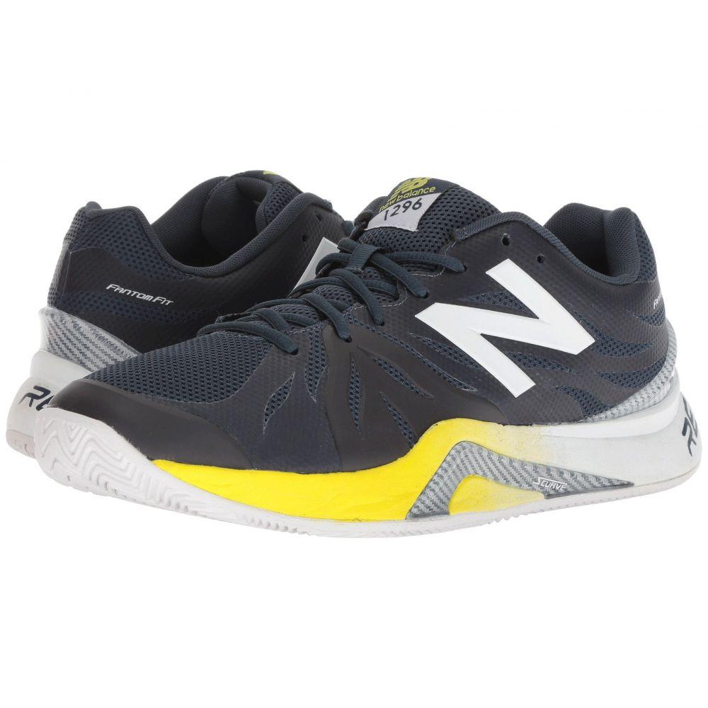 ニューバランス New Balance メンズ テニス シューズ・靴【MCH1296v2 Tennis】Petrol/Limeade