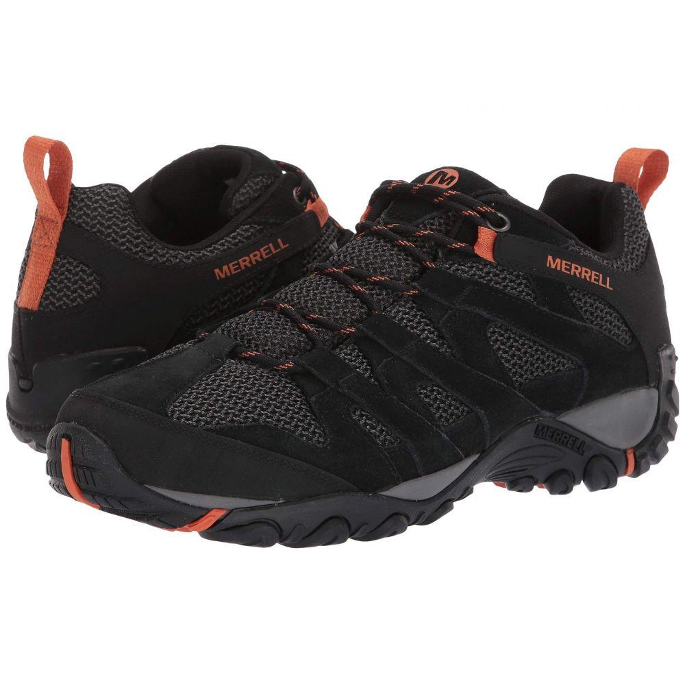 メレル Merrell メンズ ハイキング・登山 シューズ・靴【Alverstone】Black