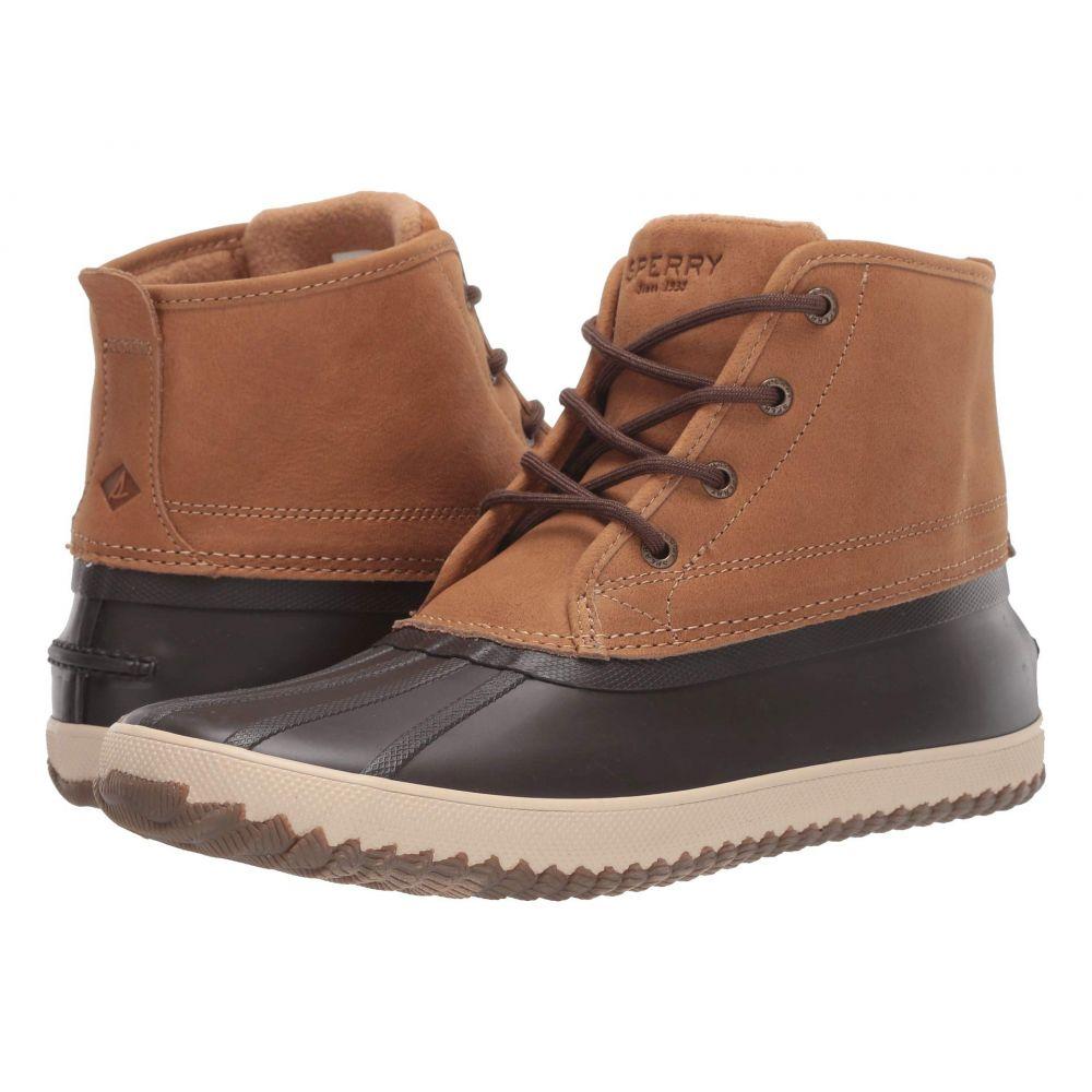 スペリー Sperry メンズ レインシューズ・長靴 シューズ・靴【breakwater duck boot】Tan/Brown