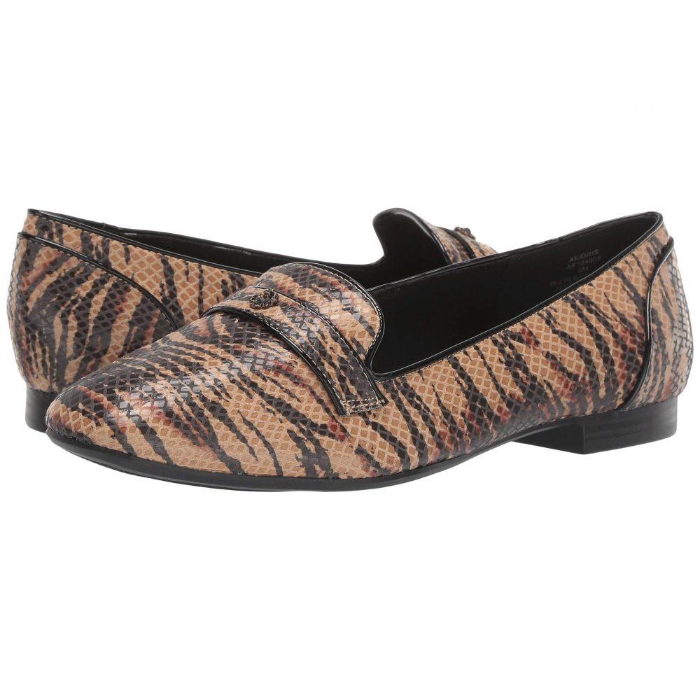 アン クライン Anne Klein レディース ローファー・オックスフォード シューズ・靴【idris】Brown Multi