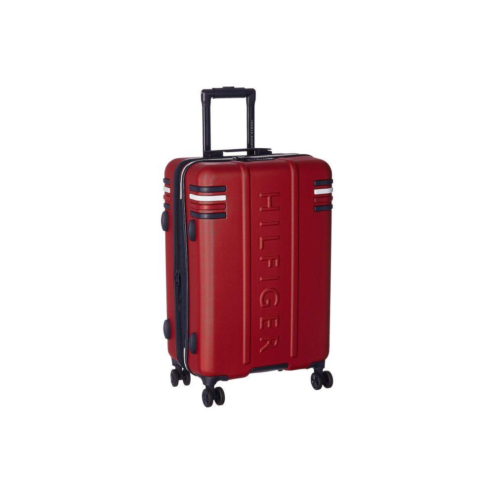トミー ヒルフィガー Tommy Hilfiger レディース スーツケース・キャリーバッグ バッグ【London 24 Upright】Red