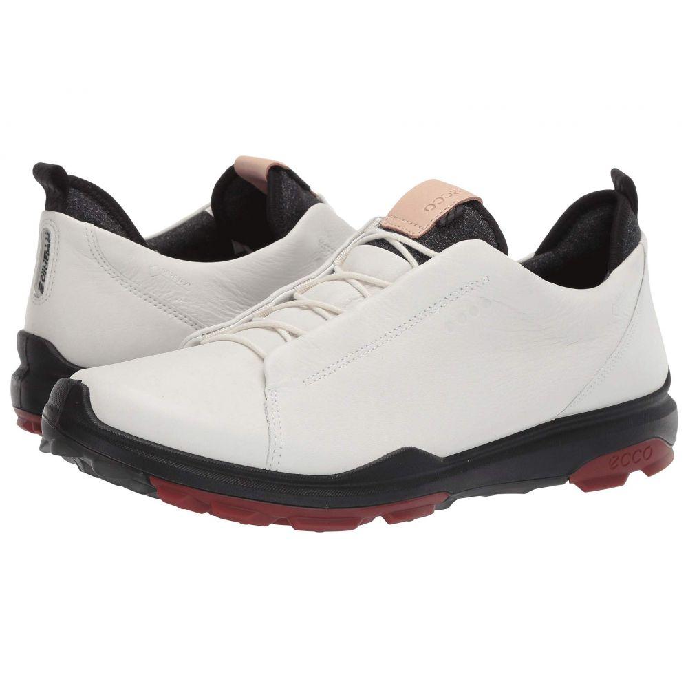 エコー ECCO Golf メンズ ゴルフ シューズ・靴【BIOM Hybrid 3 OL GTX】White