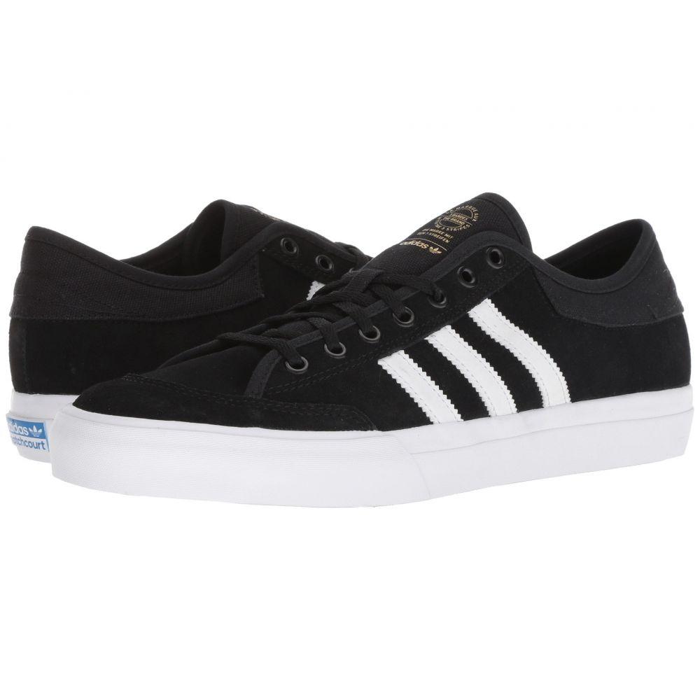 アディダス adidas Skateboarding メンズ スニーカー シューズ・靴【Matchcourt】Black/White/White