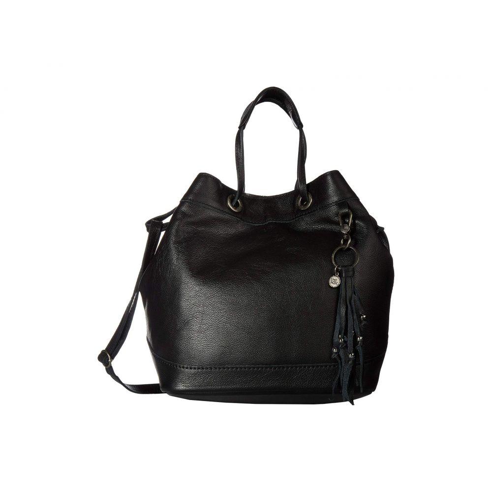 ザ サク The Sak レディース ハンドバッグ バッグ【Castella Leather Drawstring Bucket】Black
