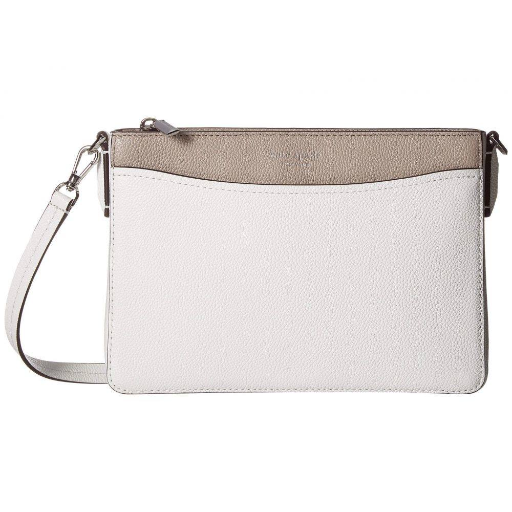 ケイト スペード Kate Spade New York レディース ショルダーバッグ バッグ【Margaux Medium Convertible Crossbody】Optic White Multi