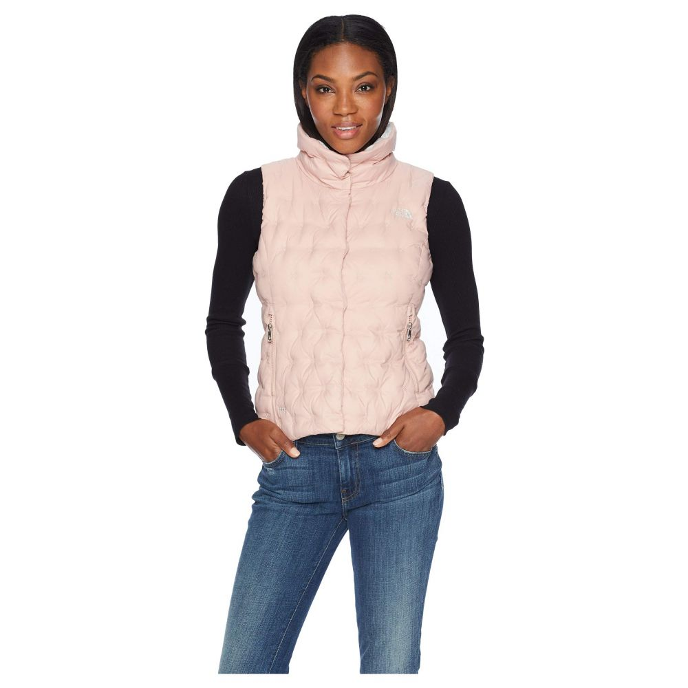 ザ ノースフェイス The North Face レディース ベスト・ジレ トップス【Holladown Crop Vest】Misty Rose