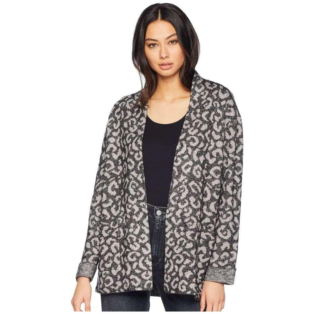 マイケルスターズ Michael Stars レディース ジャケット アウター【Shawl Collar Jacket with Pockets】Leopard