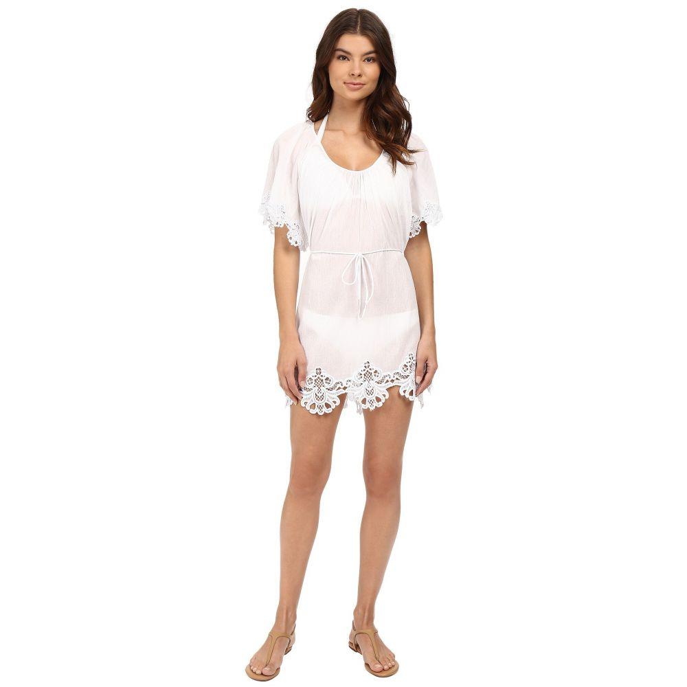 シーフォリー Seafolly レディース ビーチウェア ワンピース・ドレス 水着・ビーチウェア【Beach Smock Dress Cover-Up】White