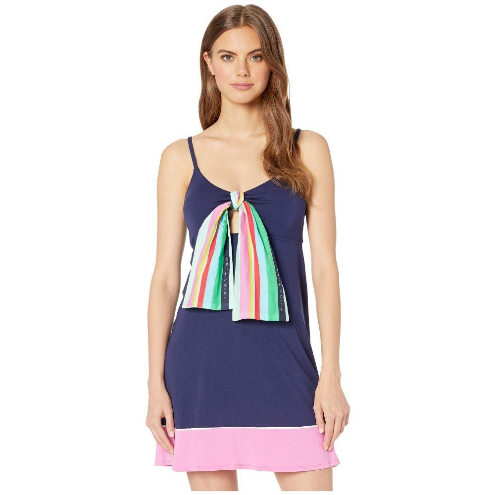 トリーナ ターク Trina Turk レディース ビーチウェア ワンピース・ドレス 水着・ビーチウェア【Deco Stripe Dress Cover-Up】Multi