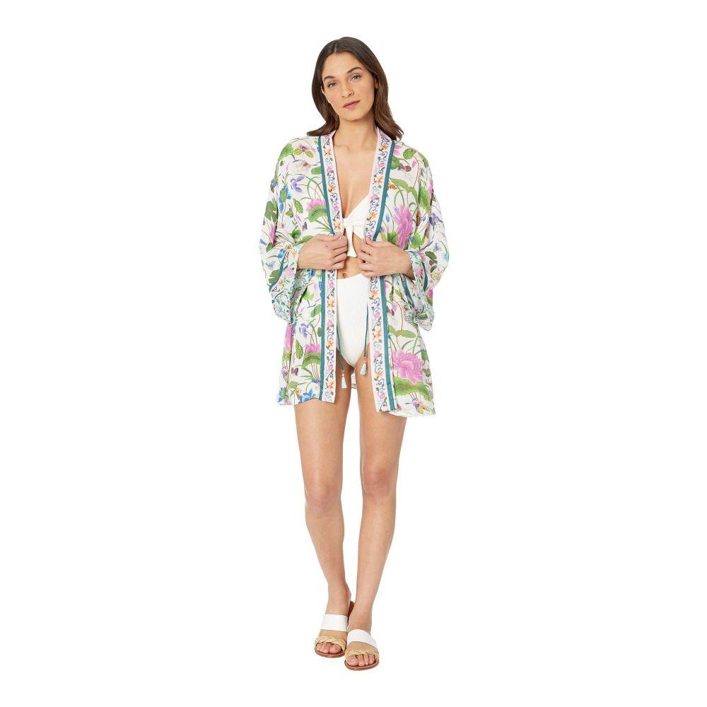 ナネット レポー Nanette Lepore レディース ビーチウェア 水着・ビーチウェア【Opulent Garden Kimono Cover-Up】Multicolored