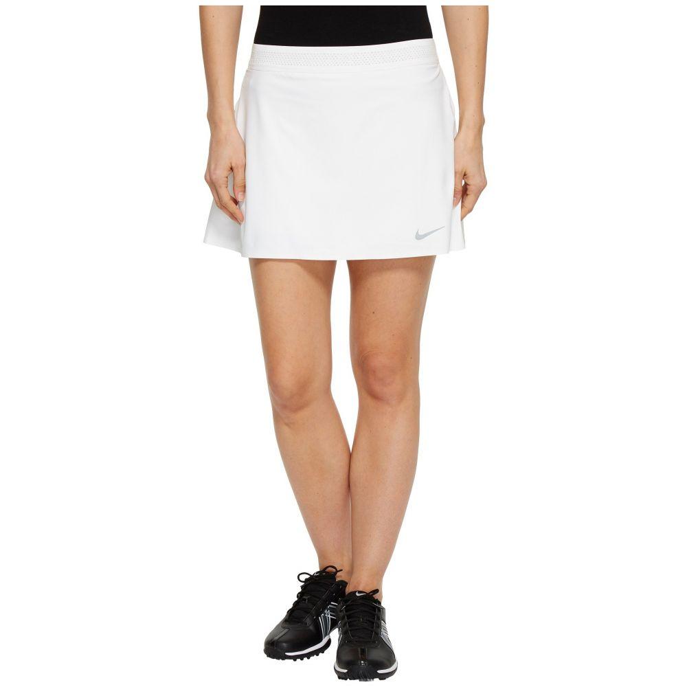 ナイキ Nike Golf レディース ミニスカート スコート スカート【Flex Skort Woven 14】White/White/Black
