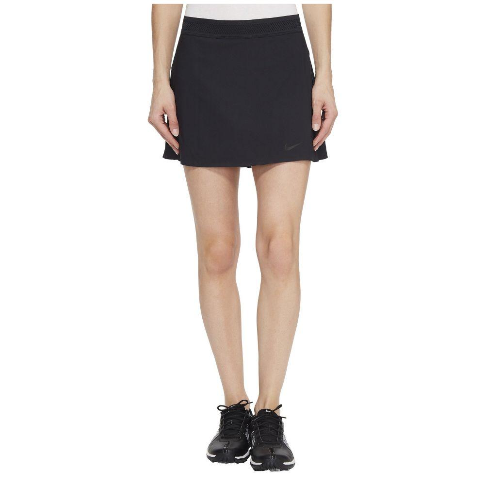 ナイキ Nike Golf レディース ミニスカート スコート スカート【Flex Skort Woven 14】Black/Black/Flat Silver