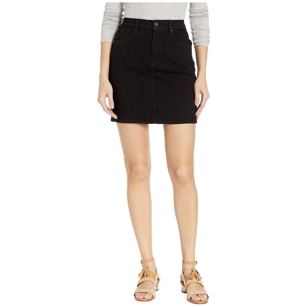 ハドソンジーンズ Hudson Jeans レディース スカート デニム【Lulu Denim Skirt in Black】Black