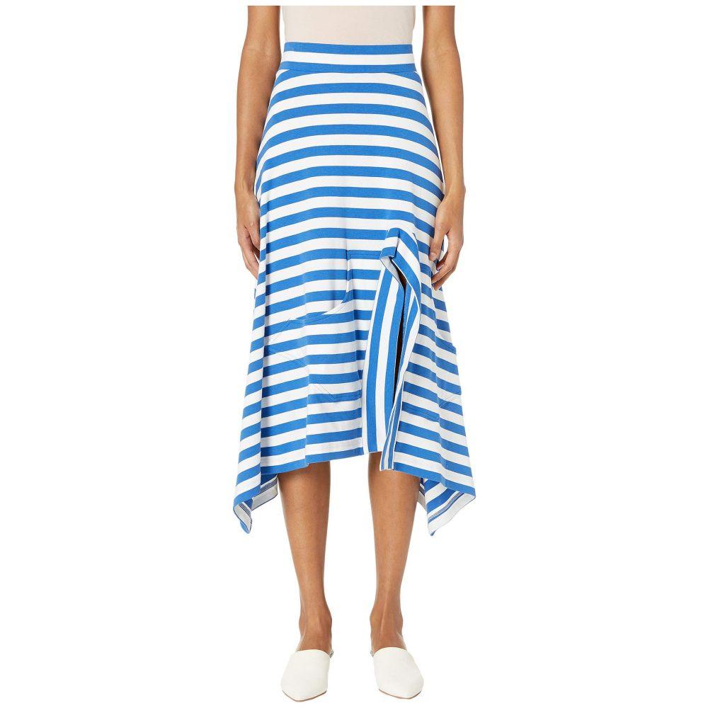 ソニア リキエル Sonia Rykiel レディース スカート 【Jersey Longue Skirt】Craie/Bleu Chiquita