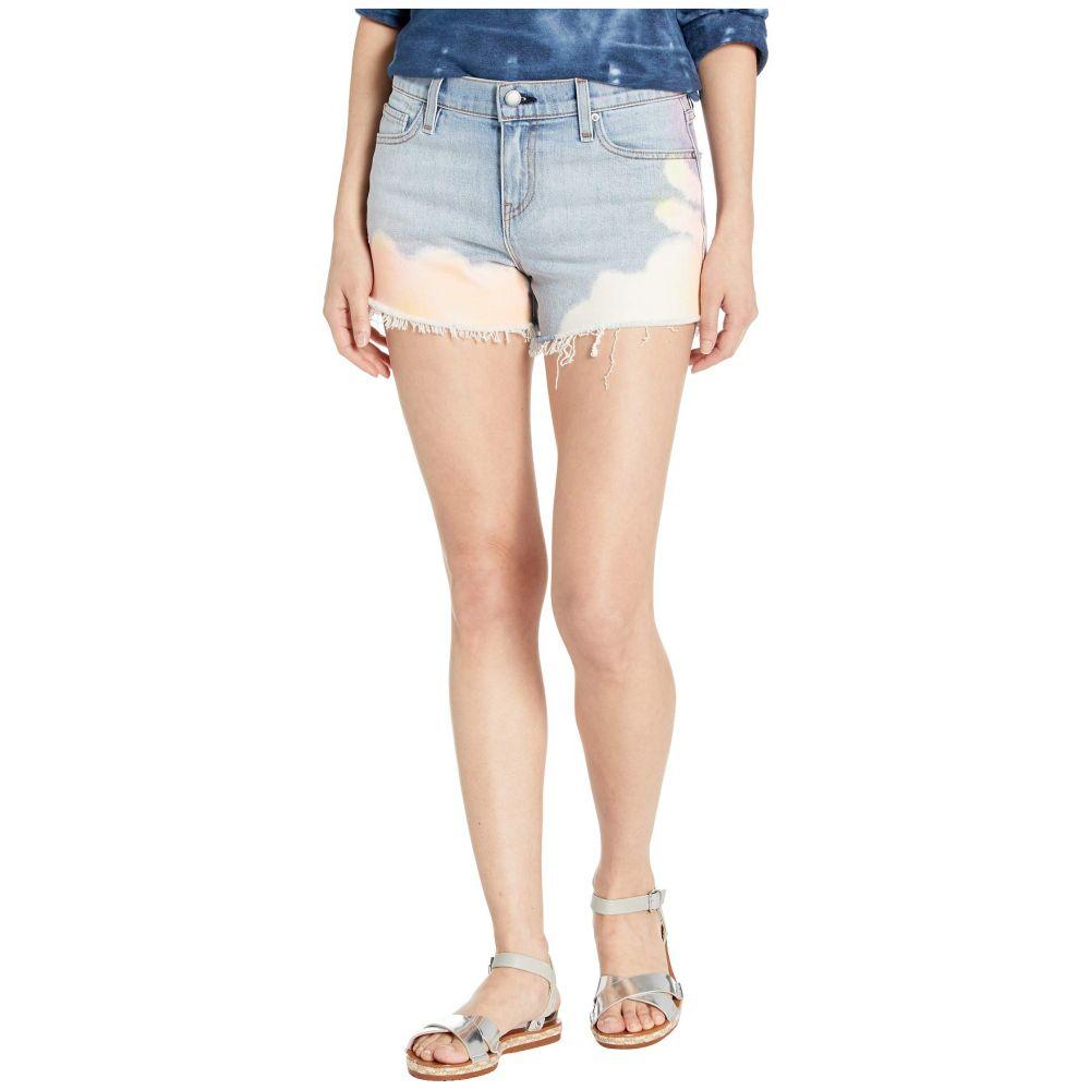 ハドソンジーンズ Hudson Jeans レディース ショートパンツ ボトムス・パンツ【Gemma Mid-Rise Cut Off Jean Shorts in Neutralize】Neutralize