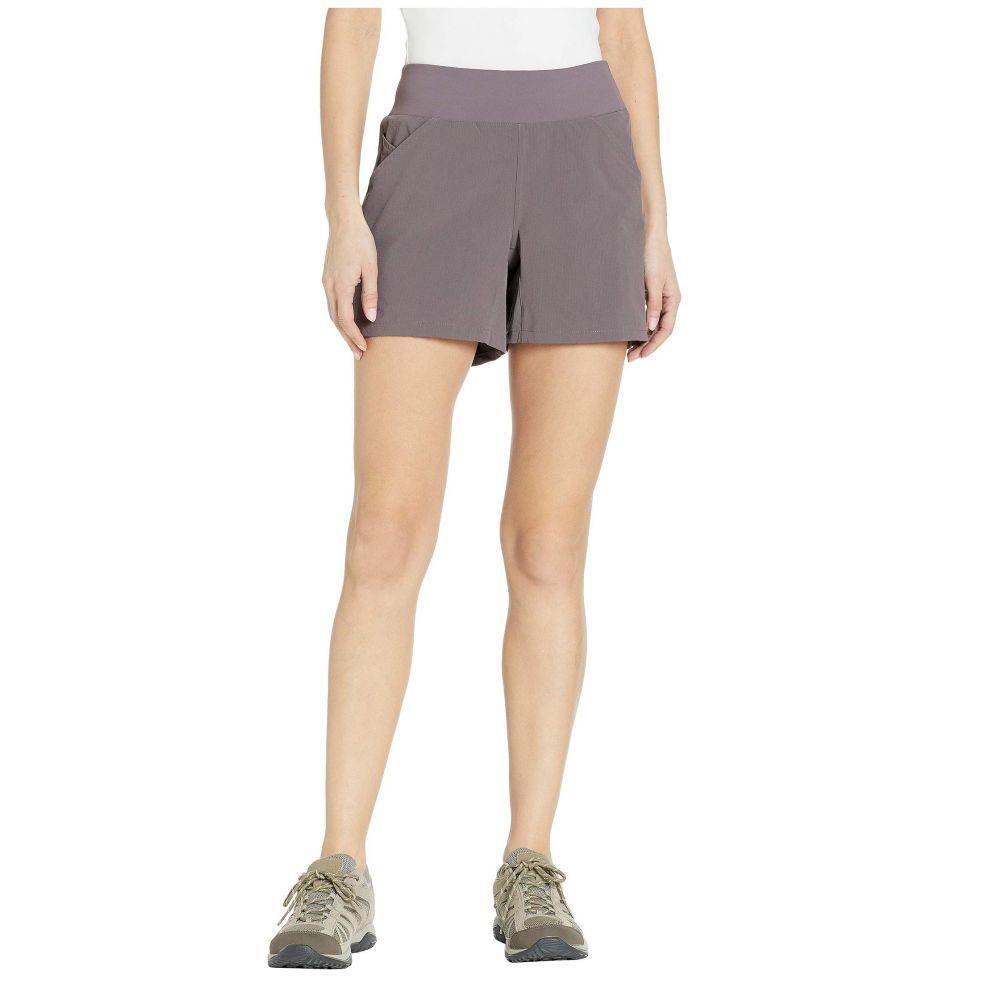 マウンテンハードウェア Mountain Hardwear レディース ショートパンツ ボトムス・パンツ【Logan Canyon Shorts】Purple Dusk