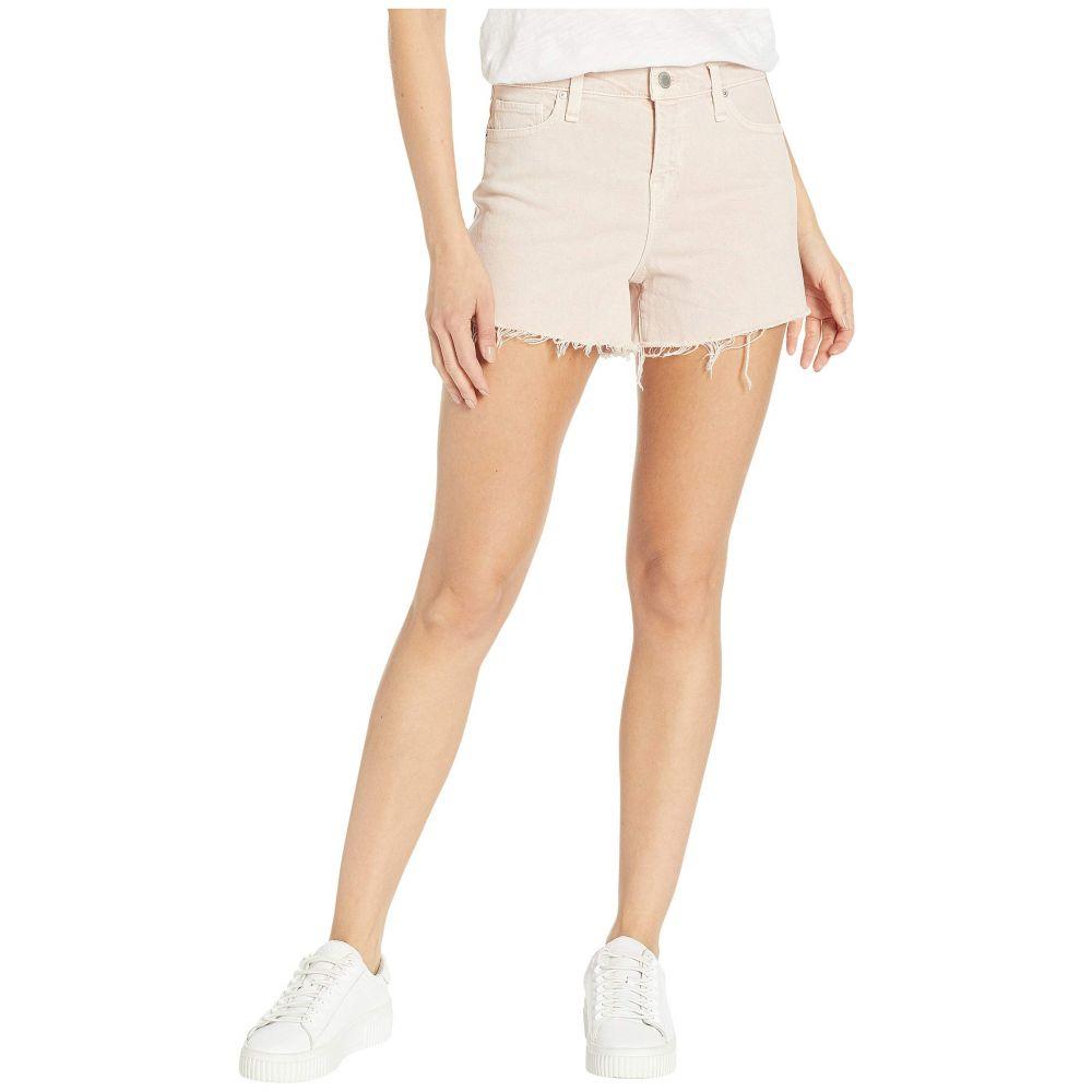 ハドソンジーンズ Hudson Jeans レディース ショートパンツ ボトムス・パンツ【Gemma Mid-Rise Cut Off Jean Shorts in Distressed Dusty Rose】Distressed Dusty Rose