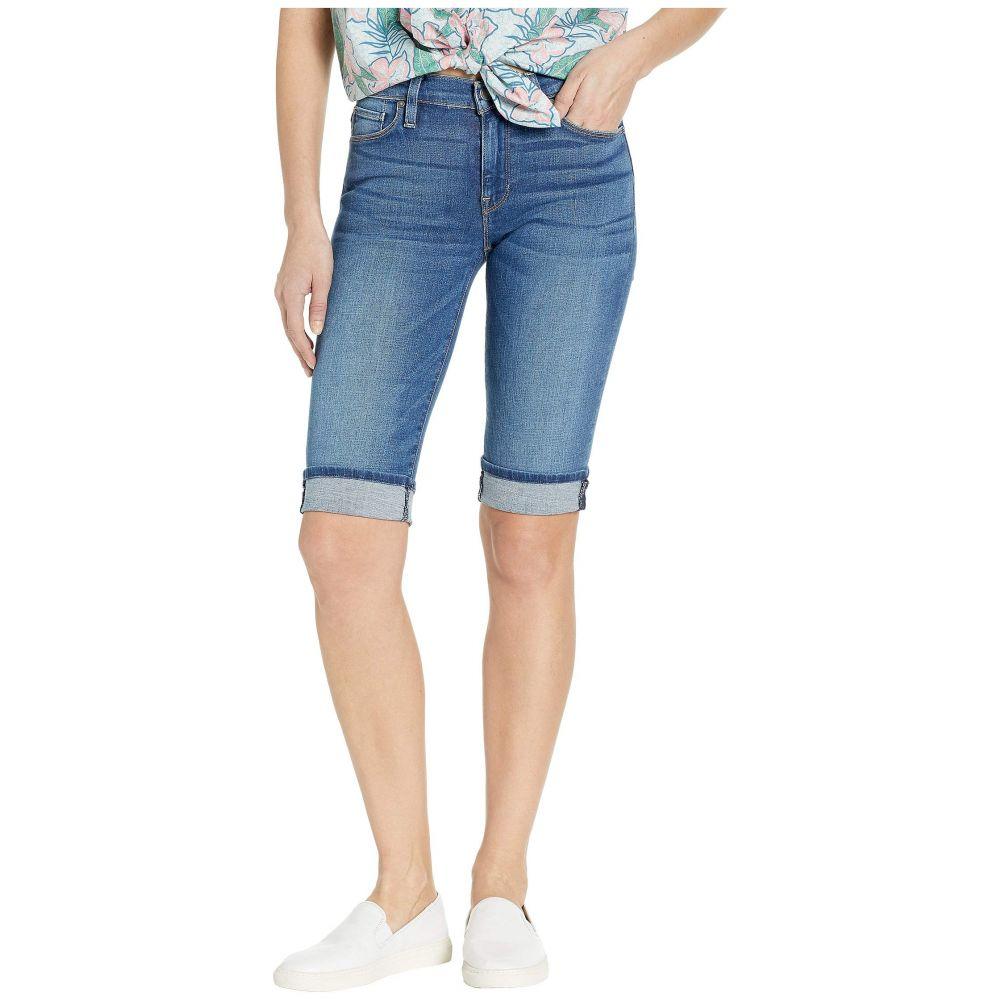 ハドソンジーンズ Hudson Jeans レディース ショートパンツ ボトムス・パンツ【Amelia Cuffed Knee Shorts in Vision】Vision