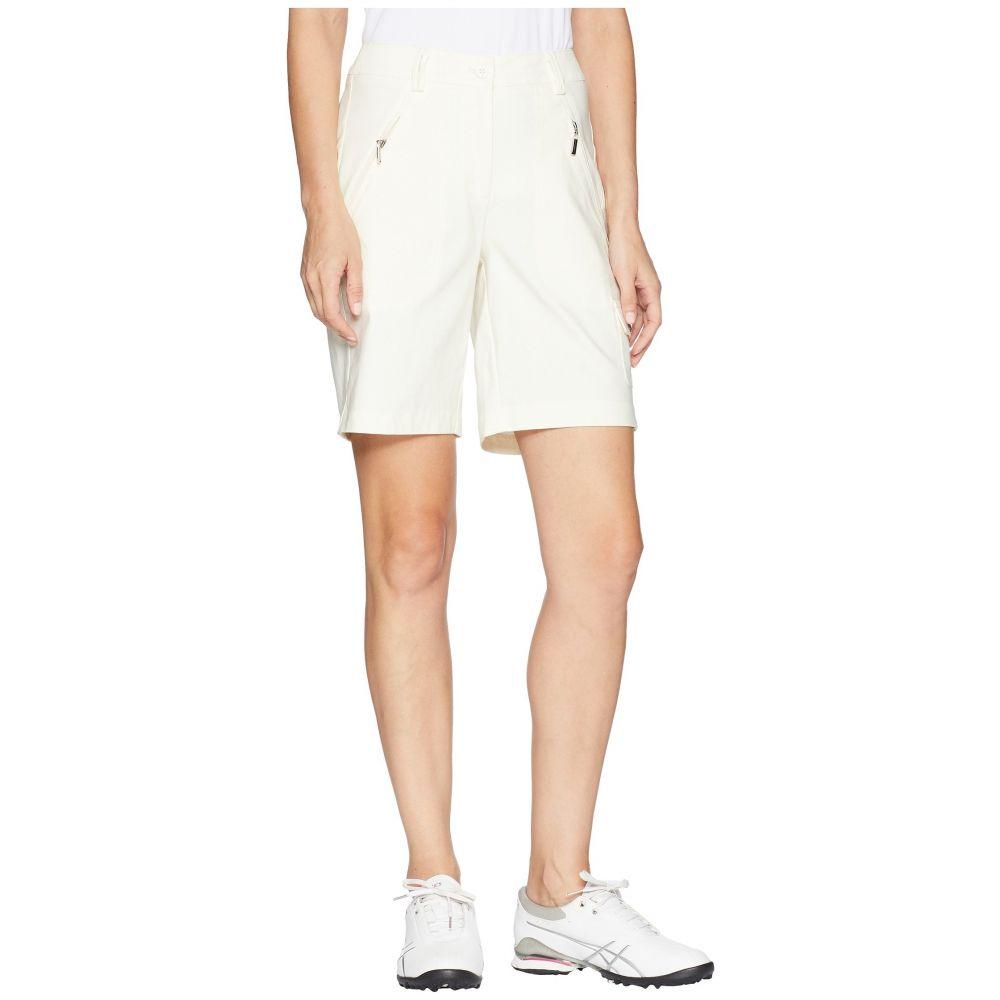 ジェイミー サドック Jamie Sadock レディース ショートパンツ ボトムス・パンツ【Fly Front 19 in. Shorts】Cr?me De La Cr?me