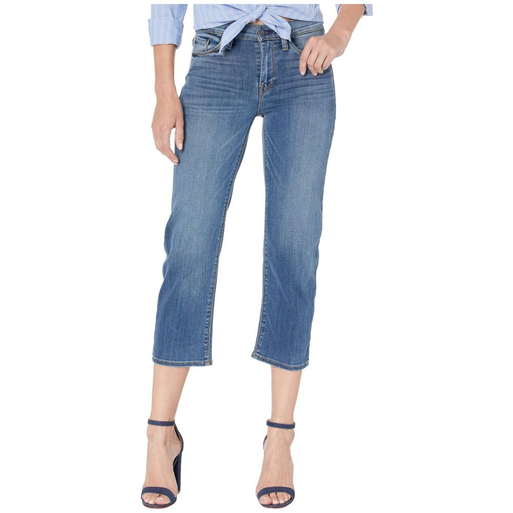 ハドソンジーンズ Hudson Jeans レディース ジーンズ・デニム ボトムス・パンツ【Stella Mid-Rise Crop in Into You】Into You
