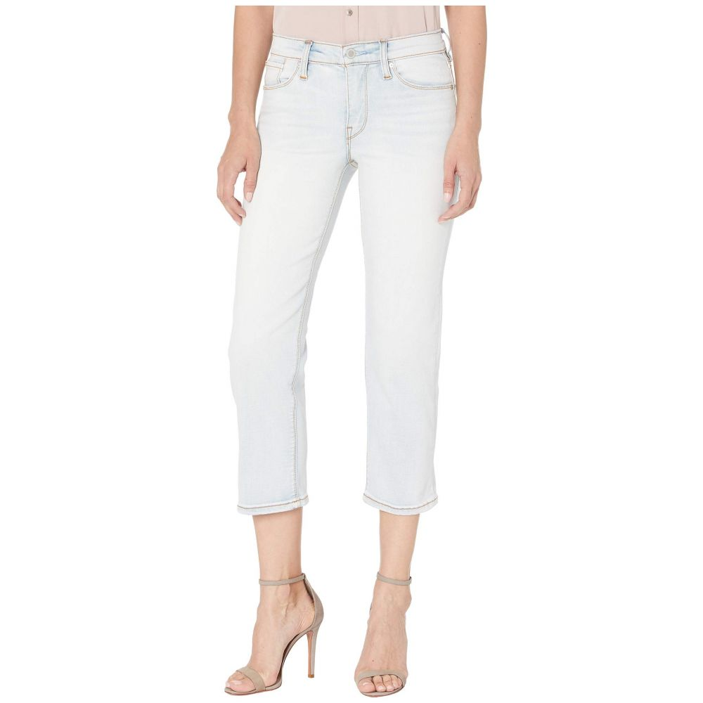 ハドソンジーンズ Hudson Jeans レディース ジーンズ・デニム ボトムス・パンツ【Stella Mid-Rise Crop in Wake Up】Wake Up