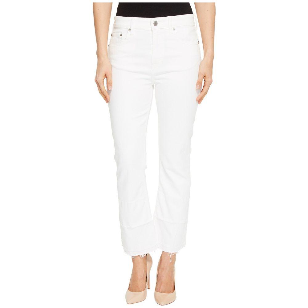 ラッキーブランド Lucky Brand レディース ジーンズ・デニム ボトムス・パンツ【Bridgette Mini Boot Jeans in Clean White】Clean White