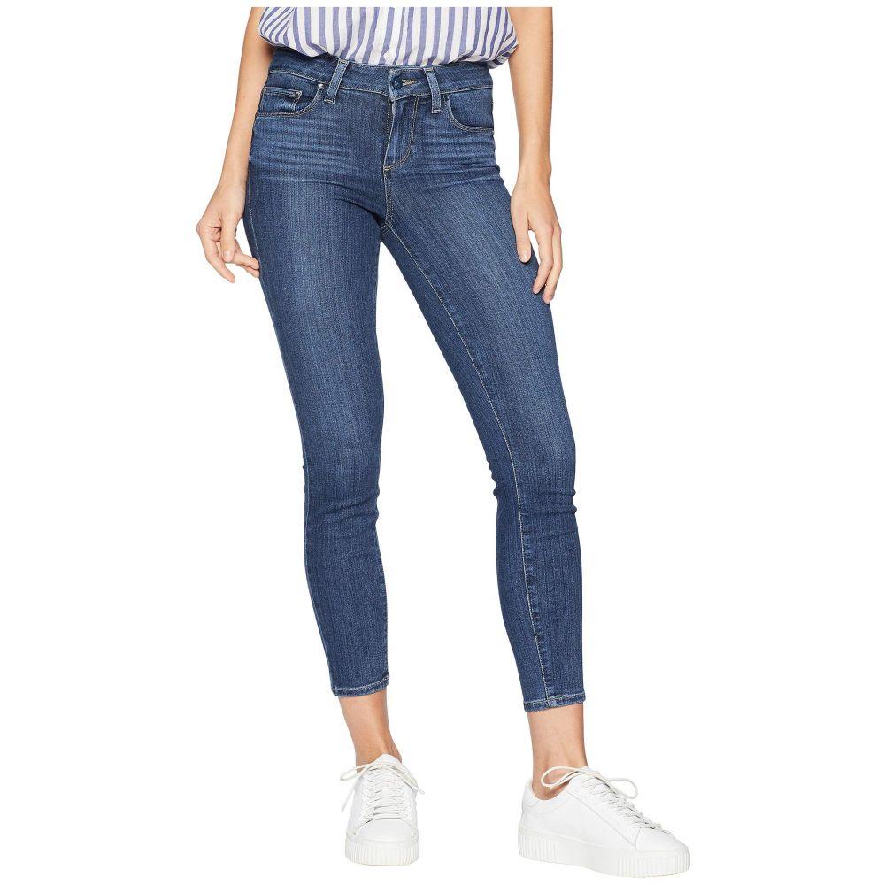 ペイジ Paige レディース ジーンズ・デニム ボトムス・パンツ【Verdugo Crop Jeans in Montara】Montara