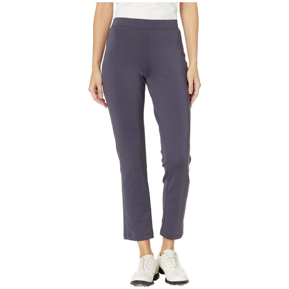 ナイキ Nike Golf レディース スキニー・スリム ボトムス・パンツ【27.5 PWR Pants Slim Knit】Gridiron/Gridiron