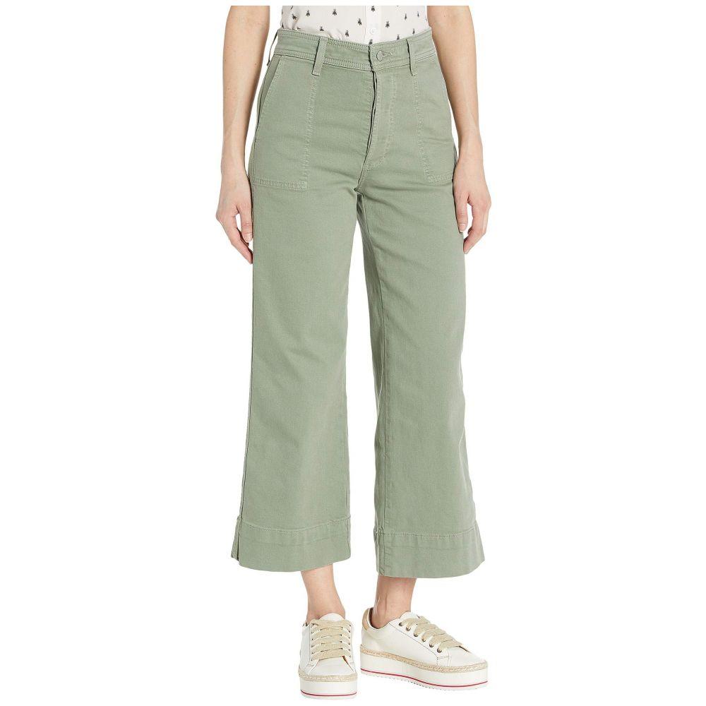 ジョーズジーンズ Joe's Jeans レディース クロップド ボトムス・パンツ【High-Rise Trouser Crop in Seagrass】Seagrass