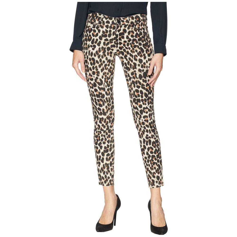 ペイジ Paige レディース クロップド ボトムス・パンツ【Verdugo Ankle with Raw Hem in Sahara Leopard】Sahara Leopard