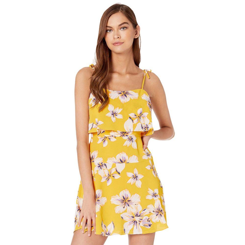 ビービーダコタ BB Dakota レディース ワンピース ワンピース・ドレス【Island Time Dress】Sunglow Yellow