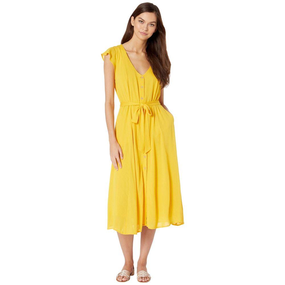 サンクチュアリ Sanctuary レディース ワンピース ワンピース・ドレス【Eden Button Front Dress】Desert Marigold
