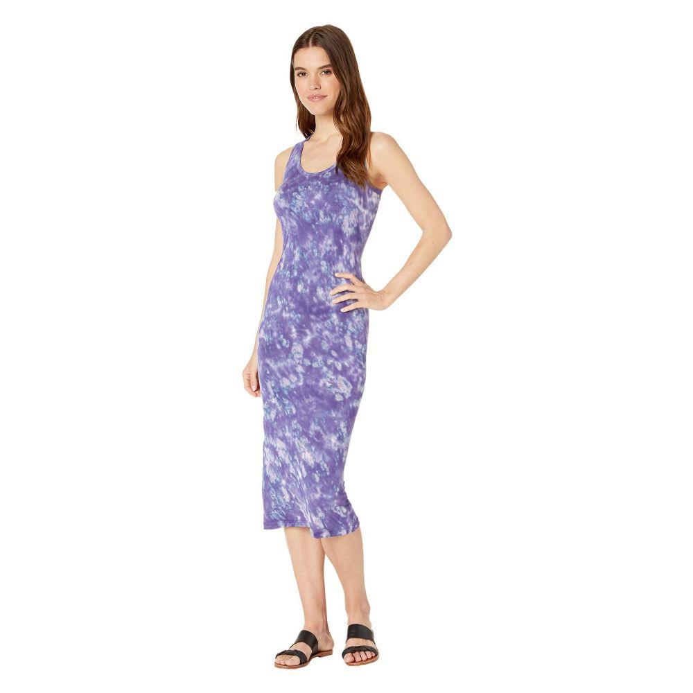 ヤング ファビュラス アンド ブローク Young Fabulous & Broke レディース ワンピース ワンピース・ドレス【Denny Dress】Violet Micro