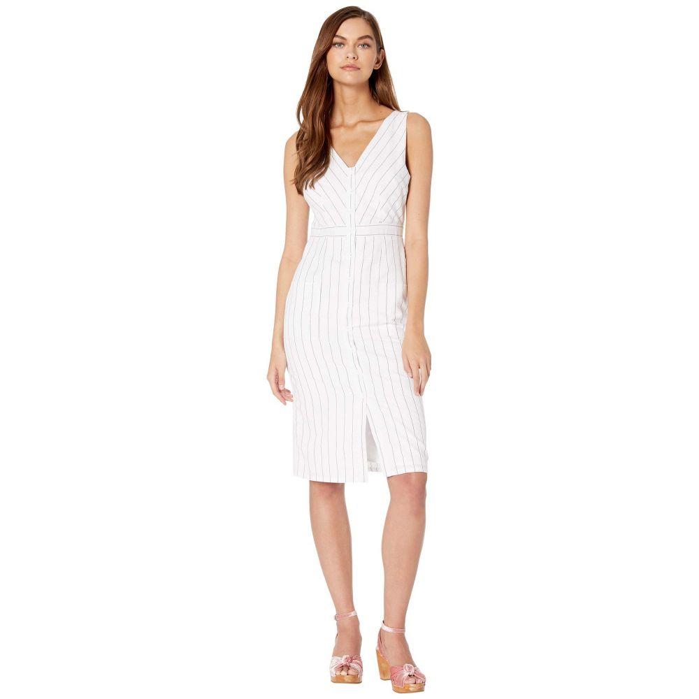 ビービーダコタ BB Dakota レディース ワンピース ワンピース・ドレス【In the Swing Dress】Optic White